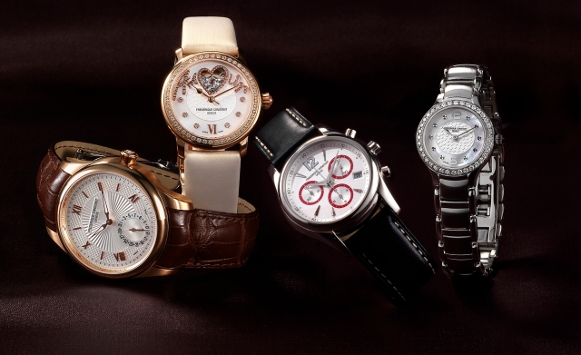 Frederique Constant Family set