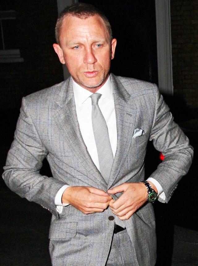 Daniel Craig Rolex Milgauss